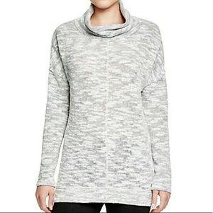 Sanctuary | Gray cowl neck oversized sweater
